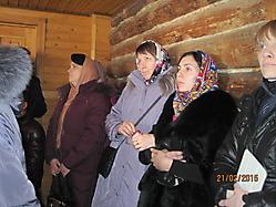 Оптина Пустынь 21-22.02.15